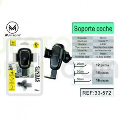 Soporte De Movil Para Coche / ZJ057 / MIMACRO