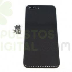Chasis De Pantalla / Carcasa Central Con Tapa Trasera / Antena NFC Y FleX Power Volumen Para IPhone 8G Plus / IPh 8G Plus