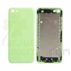 iphone 5c tapa trasera blanco /rosa /verder/amarillo /azul
