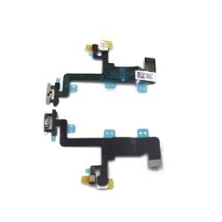 Flex Power Boton Encendido con Flash y Microfono para iPhone 6G