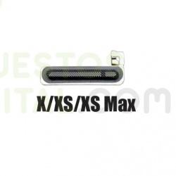Malla / Rejilla De Auricular Para iPhone X / XS / XS MAX