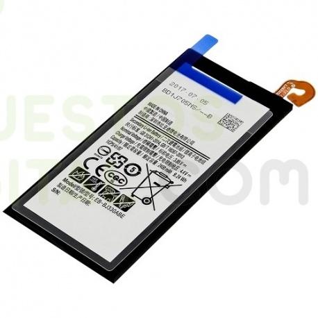 N263 Bateria EB-BJ330ABE para Samsung Galaxy J3 2017, J330 de 2400mAh