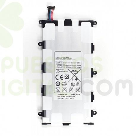 bateria de Samsung Galaxy Tab 2 7.0 p3100 p3110