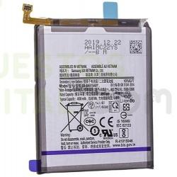 N388 Batería EB-BA515ABY Para Samsung Galaxy A51 / A515 De 4000mAh