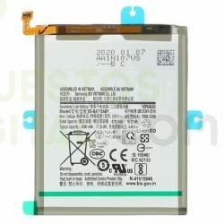 N392 Bateria EB-BA715ABY para Samsung Galaxy A71 / A715 de 4500mAh