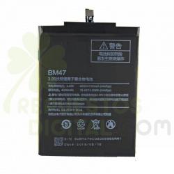 N15 Bateria BM47 para Xiaomi Redmi 3 / REDMI 3s / REDMI 3 Pro / Redmi 4X de 4000mAh