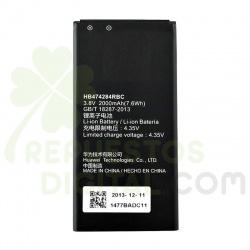 Batería HB474284RBC para Huawei Ascend Y550 y635 g610 y620