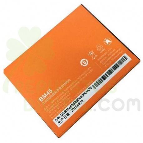 BATERIA BM45 XIAOMI REDMI NOTE 2电池