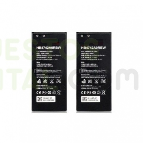 Bateria Huawei Ascend G730 G740 Honor 3c Yumo Hb4742aorbw 电池