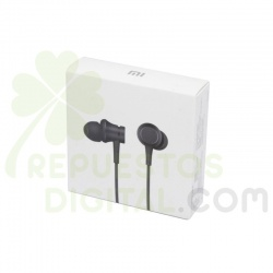 Casco Auricular Con Microfono Xiaomi ORIGINAL / Mi In-Ear Headphones Basic / Salida Jack 3.5mm