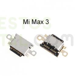 N28 CONECTOR DE CARGA TIPO-C Para Xiaomi Mi Max 3