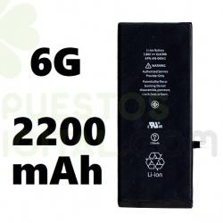 Bateria para iPhone 6G de 2250mAh / Con Capacidad Aumentada