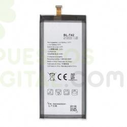 N155 Bateria BL-T42 Para LG G8X / V50 / V50S / LMG850EMW de 4000mAh