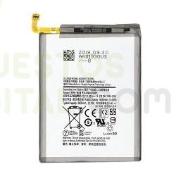 N184 Batería EB-BM207ABY Para Samsung Galaxy M20S/M207 M30S/M307 M21/M215 De 6000mAh SIN LOGO