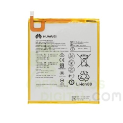 N266 Bateria HB3080G1EBW Para Huawei T5-10 / Media Pad M3 / Media Pad M5 8 / M5 Lite 8