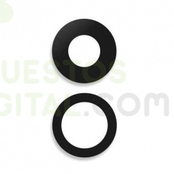 Set Lente de Camara Para iPhone 12 Mini