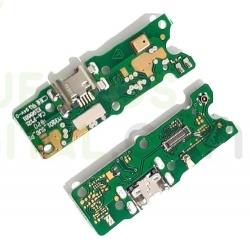 Placa De Carga Micro USB / Microfono Para Motorola Moto E6 Play