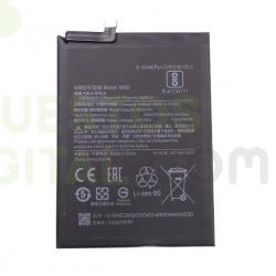 N74 Bateria BN53 Para Xiaomi Redmi Note 9 Pro de 5020 mAh SIN LOGO