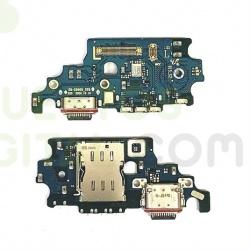 Flex Placa De Carga Con Accesorios Para Samsung Galaxy S21 Plus / G996