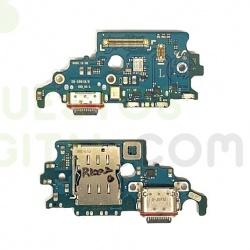 Flex Placa De Carga Con Accesorios Para Samsung Galaxy S21 / G991