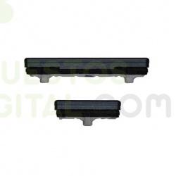Set De Botones Fisicos Laterales de Volumen y Power Encendido Para Samsung Galaxy S20 Ultra / G988