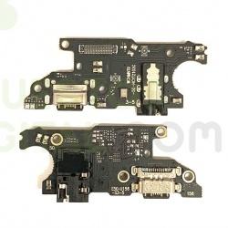 N80 Placa Carga Tipo C y Jack Audio Para Xiaomi Redmi Note 9T