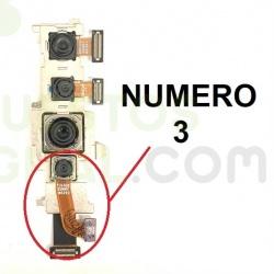 N348 Camara Trasera Numero 3 Para Xiaomi Mi Note 10 Lite