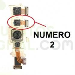 N347 Camara Trasera Numero 2 Para Xiaomi Mi Note 10 Lite