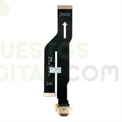 Flex Puente LCD De Conectar Placa Con Conector De Carga Tipo C Para Para Samsung Galaxy Note 20 Ultra / N985