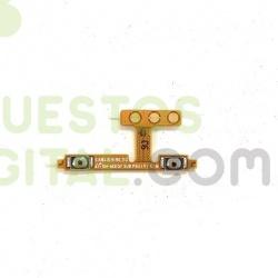 Flex Botones de Volumen Para Samsung Galaxy A12 / A125