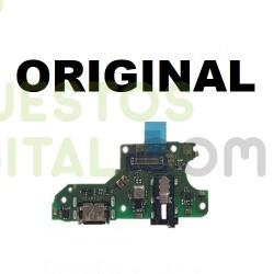 Placa De Carga Con Microfono Para HUAWEI P SMART 2021 / Y7A ORIGINAL