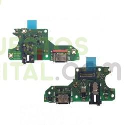 Placa De Carga Con Microfono Para HUAWEI P SMART 2021 / Y7A / AA
