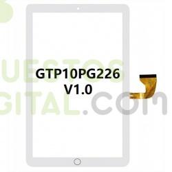 NUM3 TACTIL DE TABLET GENERICA 10 PULGADAS 50PIN GT10PG226 V1.0