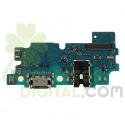 Placa Carga Tipo C / Jack Audio Para Samsung Galaxy A30 / A305