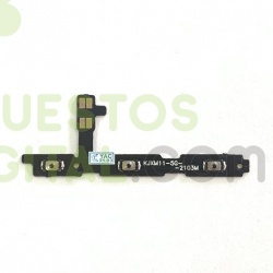 N85 Flex Boton Power Encendido y Volumen Para Xiaomi Mi 11