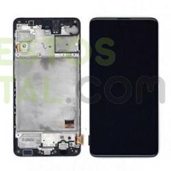 Pantalla Completa de Desmontaje con un poco de rayita encima para Samsung Galaxy S5 G900f