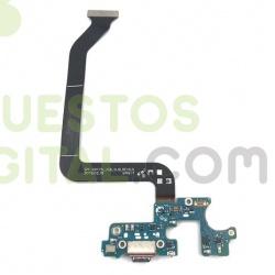 Flex Placa De Carga Con Accesorios Para Samsung Galaxy S10 5G / G977