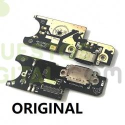 N48 Placa Auxiliar Con Conector De Carga TipoC / Jack Audio / Microfono Para Xiaomi PocoPhone F1 ORIGINAL