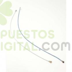 Cable Coaxial de Antena de Nokia Lumia 1520 N1520 de 142mm de color Gris