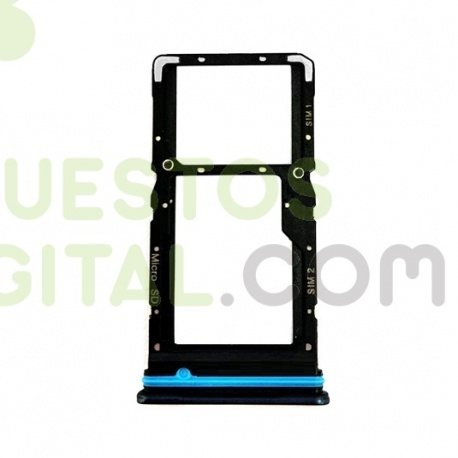 N78.1 Bandeja Sim 1 Y 2 Para Xiaomi Mi 10T Lite