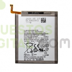 N101 Bateria EB-BG980ABY Para Samsung Galaxy S20 / G980 De 4000mAh