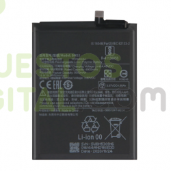 N221 Bateria BM53 Para Xiaomi Mi 10T / Mi 10T PRO de 5000 mAh