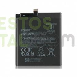 N220 Bateria BN62 Para Xiaomi Redmi Note 9 / Redmi Note 9T de 6000 mAh