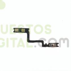 Flex Boton Power Encendido Para OPPO A91 2020