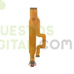 Flex Puente LCD Y Conector De Carga Para OPPO Reno 4