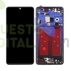 Pantalla Completa Original Con Marco y Bateria Para Huawei Mate 20 / HMA-LX9 / HMA-L09