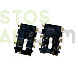N44 Conector de Jack Audio Para XIAOMI Redmi Note 7 / 7 Pro / 7A / 9S / 8T