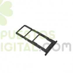 Bandeja Sim y Micro SD Para Samsung Galaxy A02S / A025