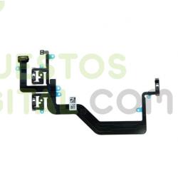 Flex Power Boton Encendido Y Volumen Para IPhone 12 Mini