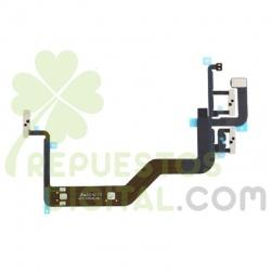 Flex Power Boton Encendido Y Volumen Para IPhone 12 / iPhone 12 Pro